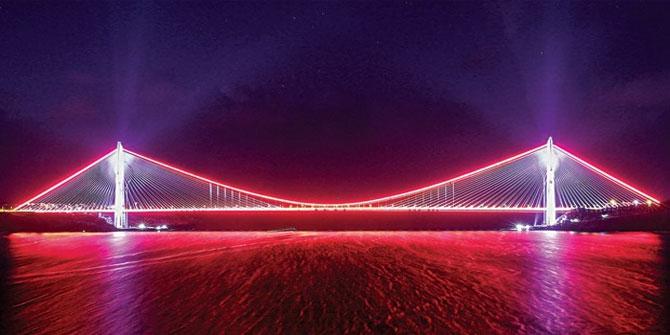 Osmangazi ve Yavuz Sultan Selim Köprüsü'nde geçiş ücretine indirim!