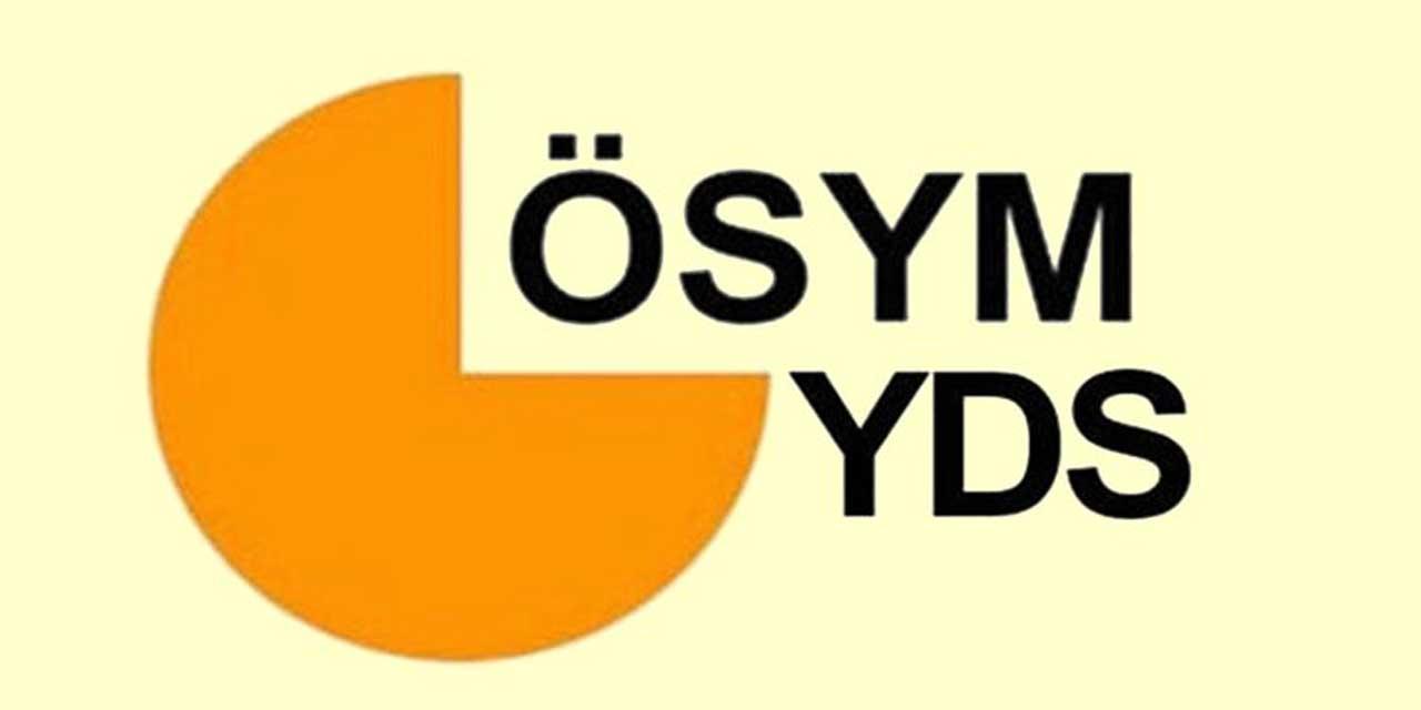 1 Nisan YDS - Yabancı Dil Sınavı