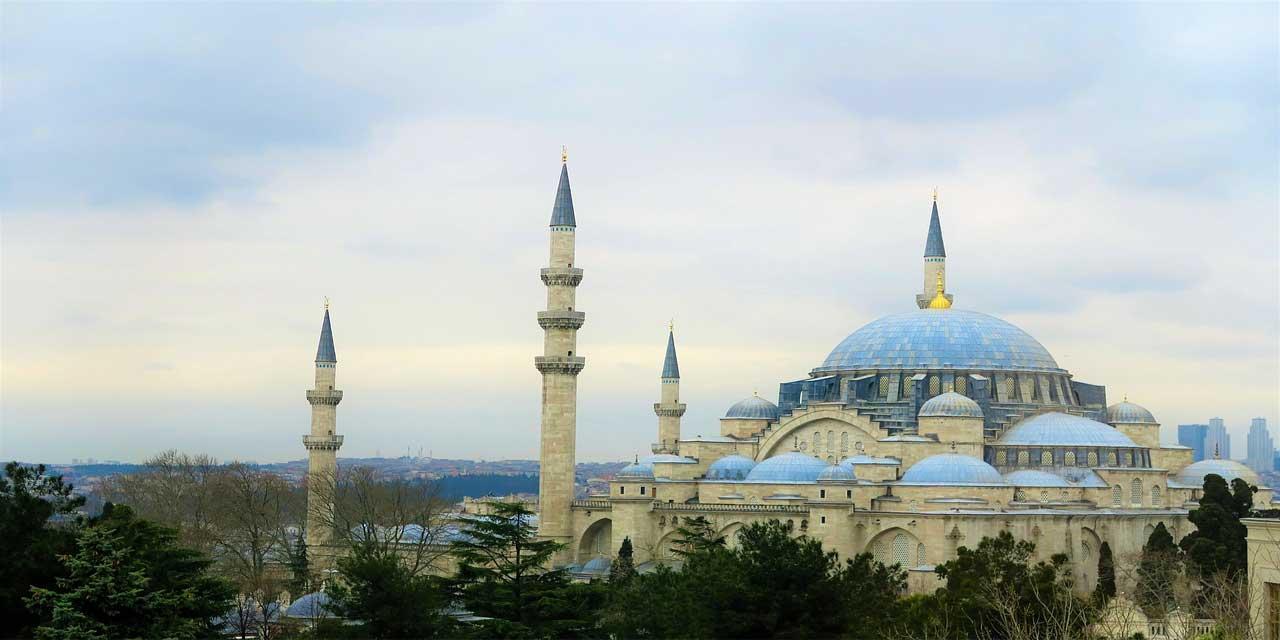Yaşadığınız şehirde inşa edilmiş en eski cami