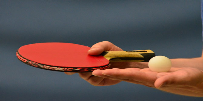 Masa tenisi kuralları