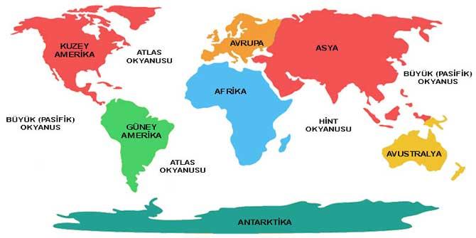 Afrika kıtası ülkeleri listesi