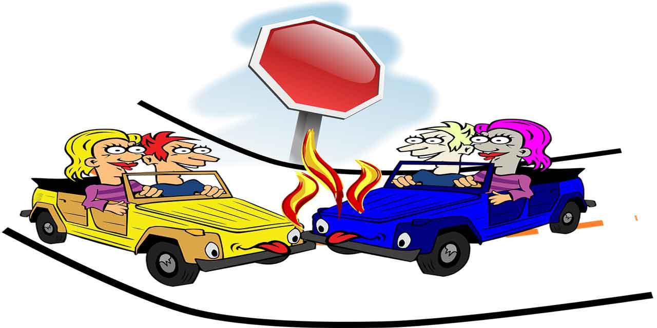 Trafik kazalarına neden olan etkenlere ilişkin bir araştırma