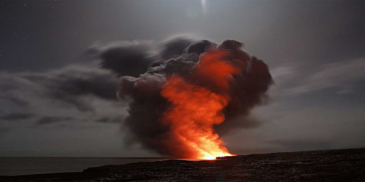 Volkanik patlamalar nasıl oluşur