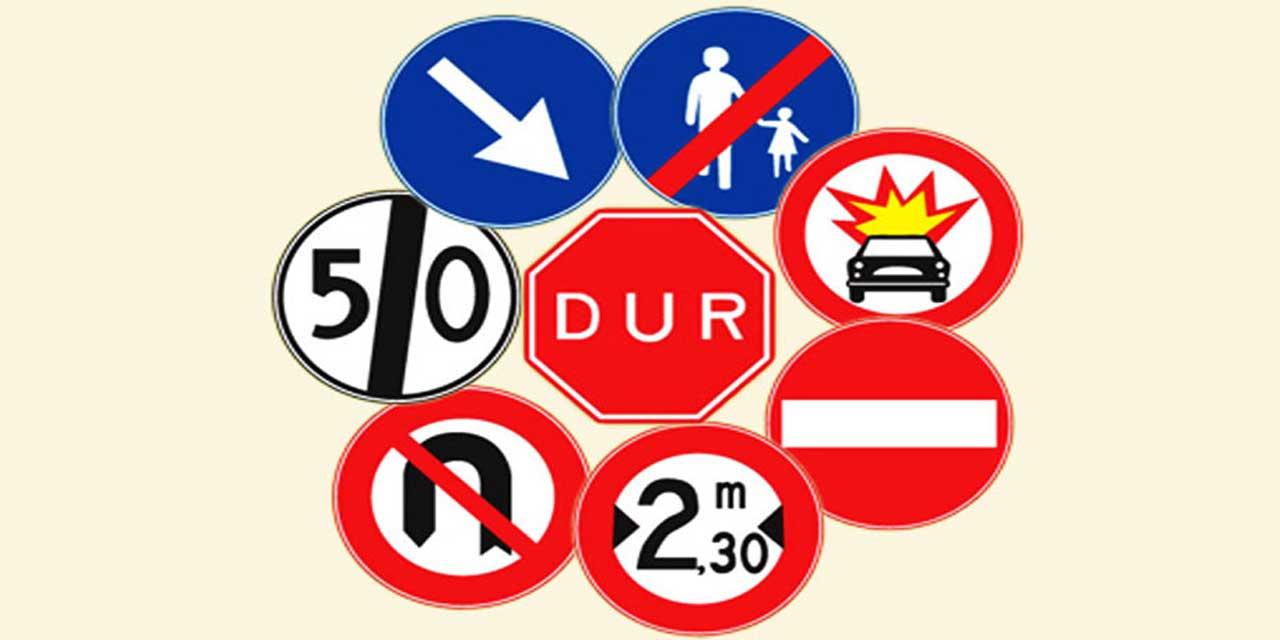 Trafikle ilgili meslekler nelerdir