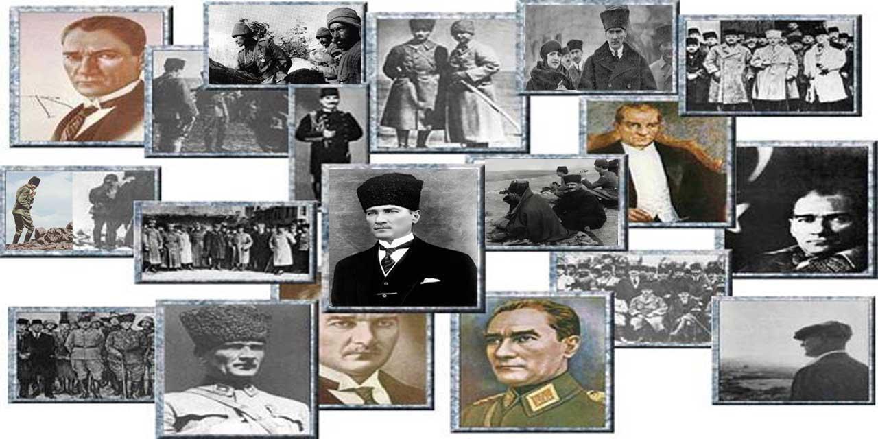 Atatürk'ün anılarından edindiğiniz bilgiler