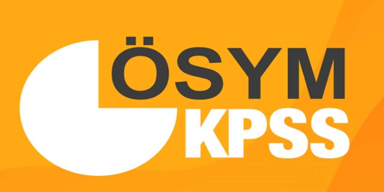 2020 KPSS yerleştirme takvimi açıklandı