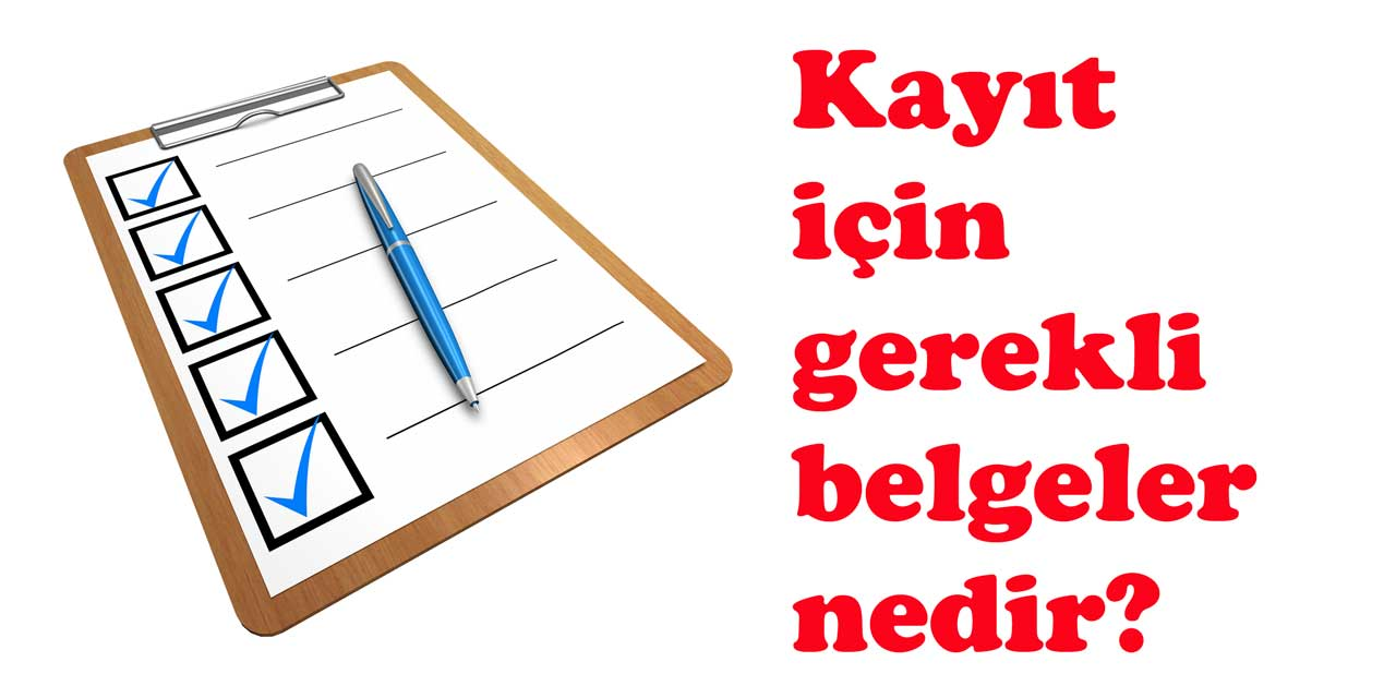 İstanbul Üniversitesi Cerrahpaşa kayıt işlemleri