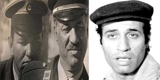 Zeki Müren'in biraz Fernandel biraz Belmondo diye tanımladığı kişi hangisidir