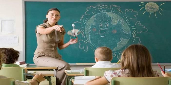 20 bin sözleşmeli öğretmen alımı için atama takvimi belirlendi