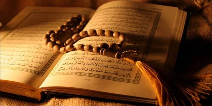 Kur-an'ı Kerim'deki sure isimleri
